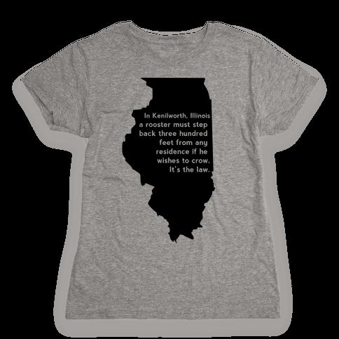 Dumb Laws Womens T-Shirt