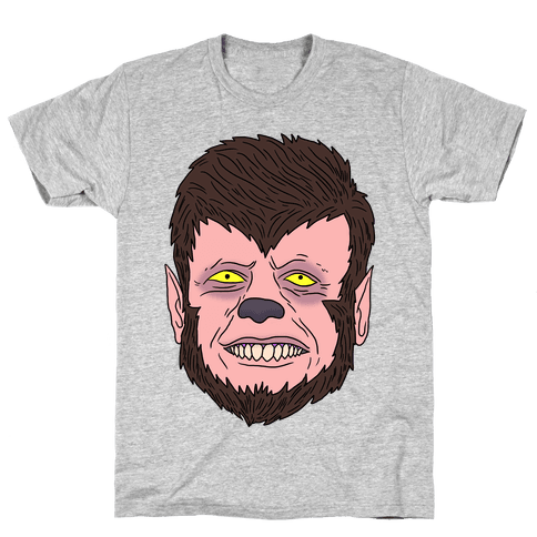 Wolfman Kennedy Mens T-Shirt