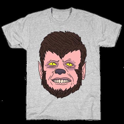 Wolfman Kennedy Mens T-Shirt