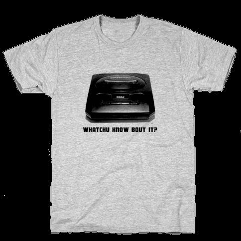 Enter the Genesis Mens T-Shirt