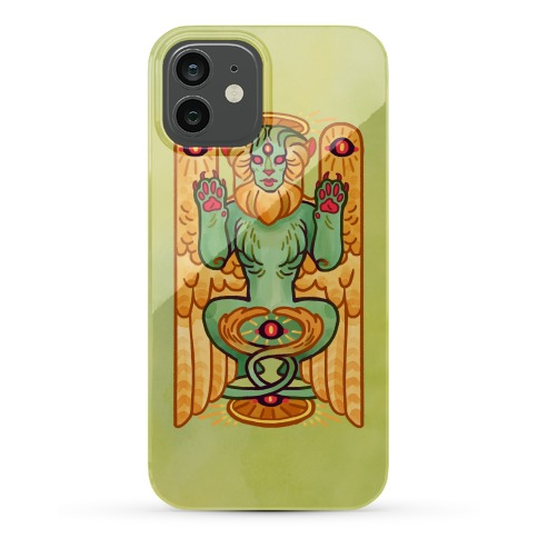 All-Seeing Sphinx Phone Case