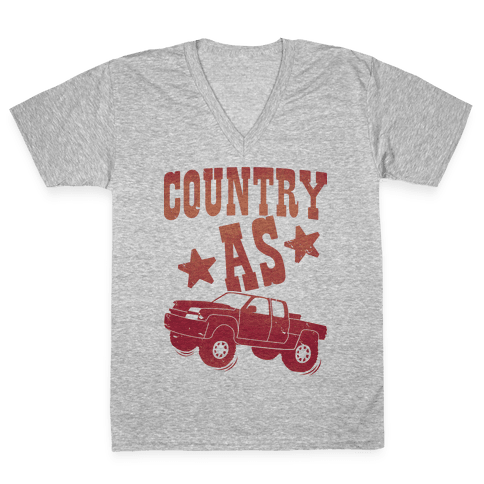 Country as Truck