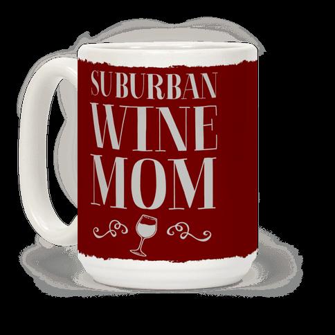 Suburban Wine Mom