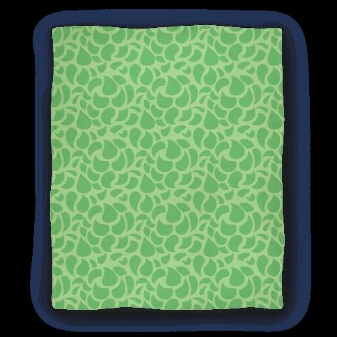 Leafy Blanket Blanket