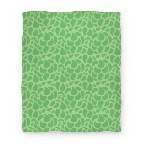 Leafy Blanket