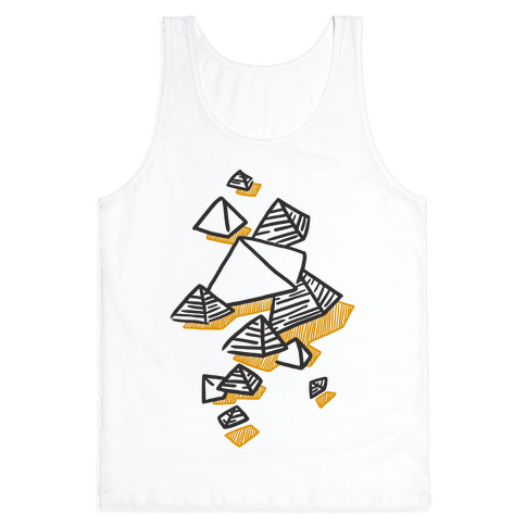Geometric Pyramids