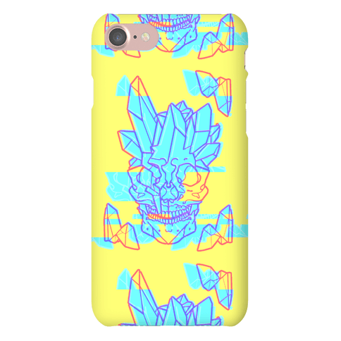 Society Of The Crystal Skulls Phone Case
