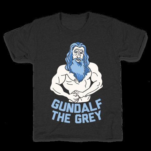 Gundalf The Grey Kids T-Shirt