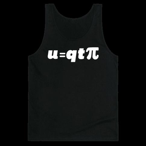 QTpi Tank Top