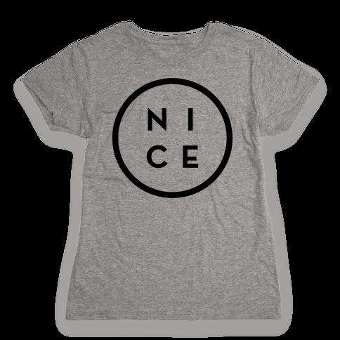 Nice Womens T-Shirt
