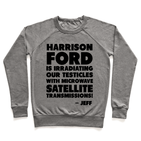 Jeff Quote Pullover