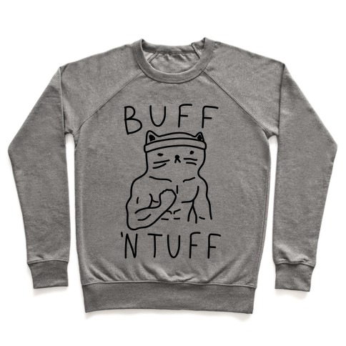 Buff 'N Tuff Cat Pullover