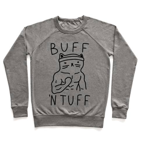 Buff 'N Tuff Cat Pullover