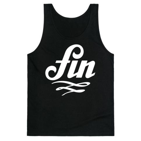 Fin Tank Top