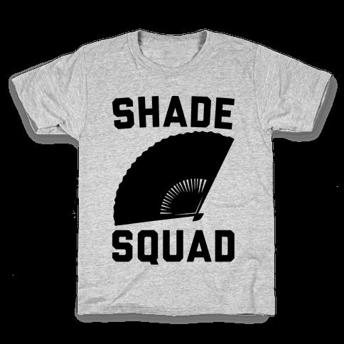 Shade Squad  Kids T-Shirt