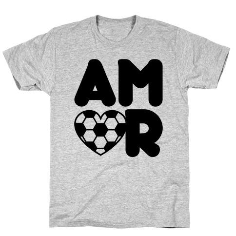 Soccer Amor T-Shirt