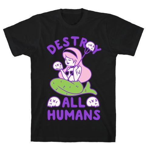 Destroy All Humans T-Shirt