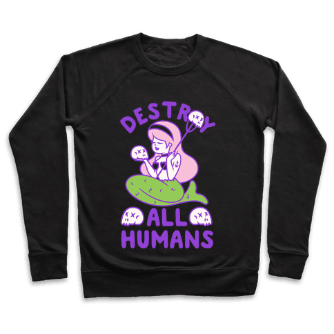 Destroy All Humans Pullover