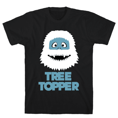 Tree Topper Mens T-Shirt