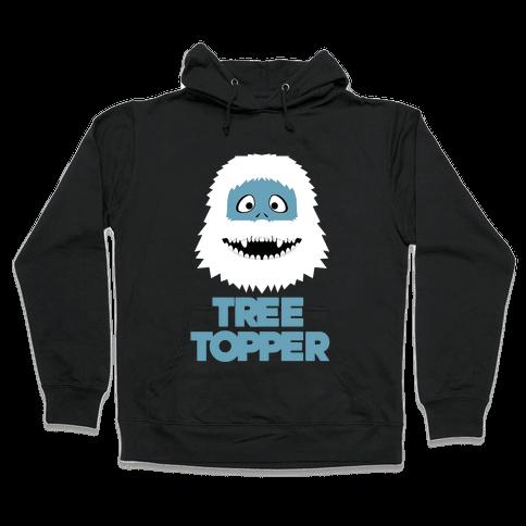 Tree Topper Hooded Sweatshirt