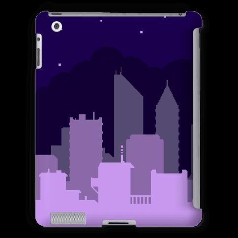 Pixel Cityscape