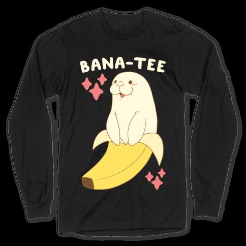 Bana-tee - Manatee Long Sleeve T-Shirt
