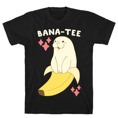 Bana-tee - Manatee T-Shirt