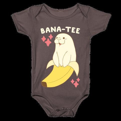 Bana-tee - Manatee Baby One-Piece