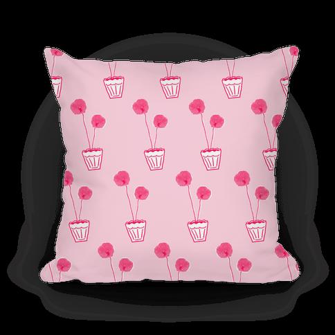 Pink Poppy Pattern