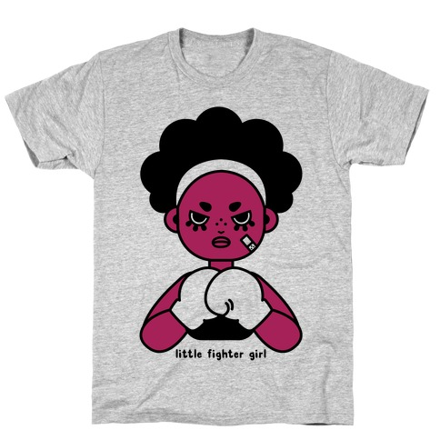 Little Fighter Girl T-Shirt