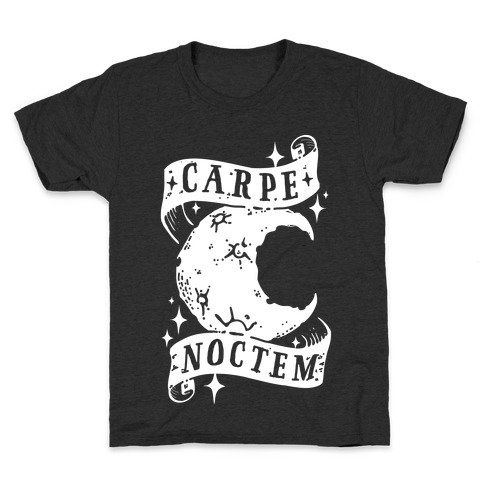 Carpe Noctem Kids T-Shirt