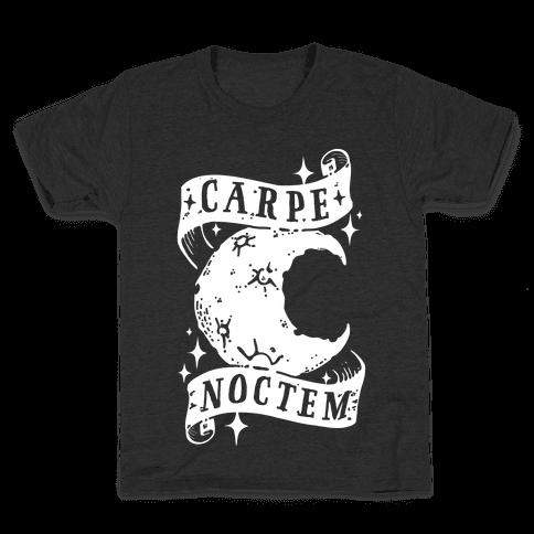 Carpe Noctem Kids T-Shirt