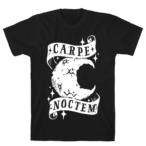 Carpe Noctem Mens T-Shirt