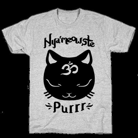 Nyameowste Mens T-Shirt