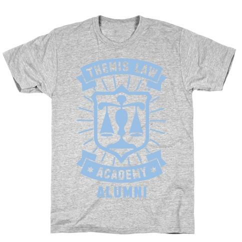 Themis Law Academy Alumni T-Shirt