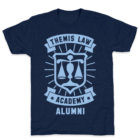 Themis Law Academy Alumni Mens T-Shirt