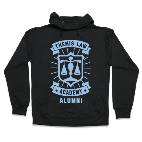 Themis Law Academy Alumni Hooded Sweatshirt