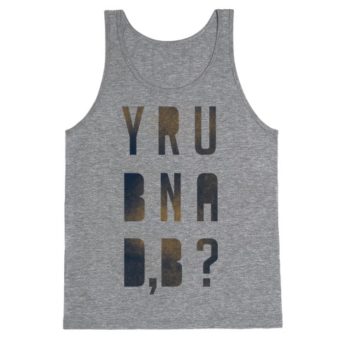 Being a Dick Tank Top
