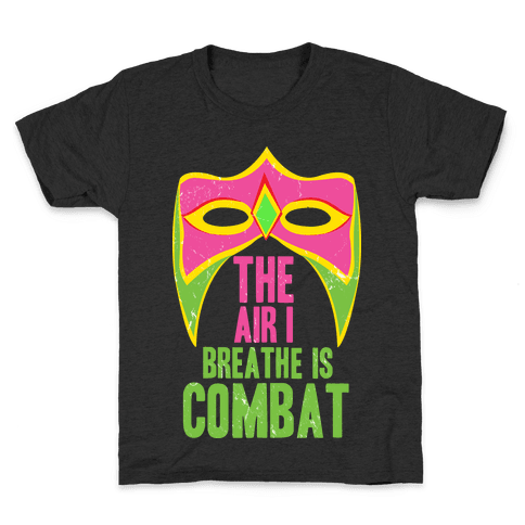 THE WARRIOR MOTTO Kids T-Shirt