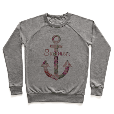 Summer Anchor Pullover