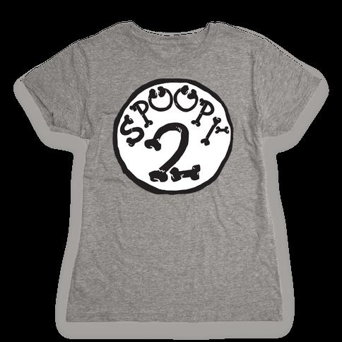 Spoopy 2 Womens T-Shirt