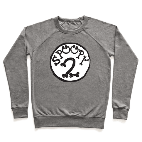 Spoopy 2 Pullover