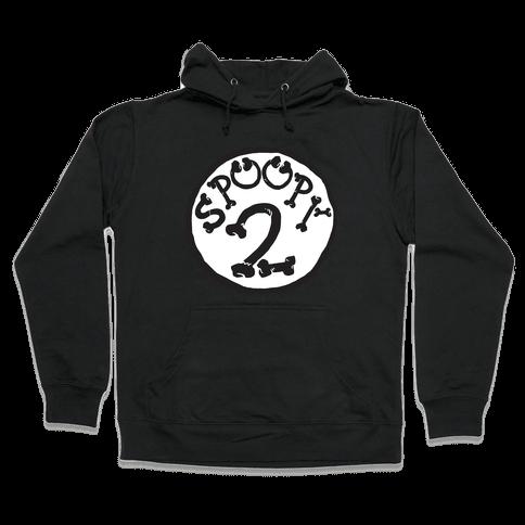 Spoopy 2 Hooded Sweatshirt