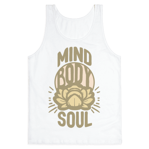 Mind Body Soul Tank Top