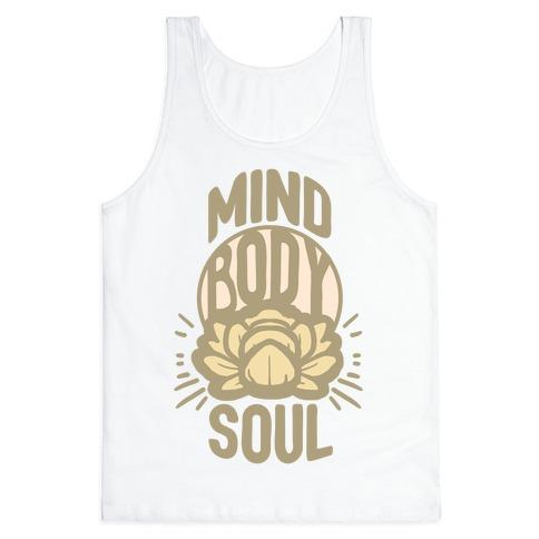 Mind Body Soul Tank Top