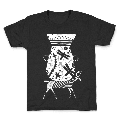 Deer Pot Kids T-Shirt