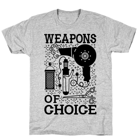 Weapons of Choice T-Shirt