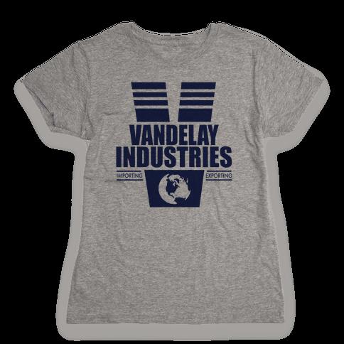 Vandelay Industries Womens T-Shirt