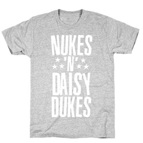 Nuke's 'n Daisy Dukes T-Shirt
