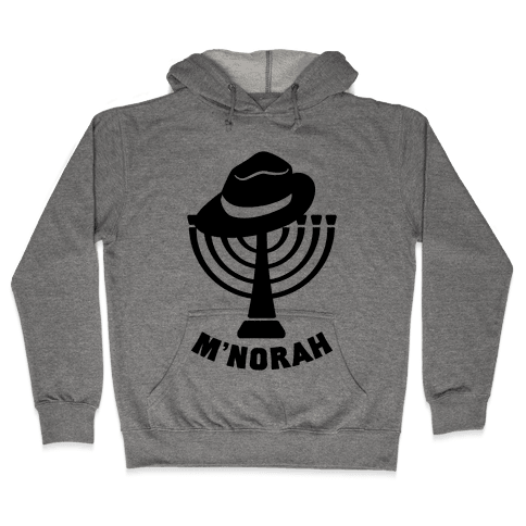 M'norah Hooded Sweatshirt